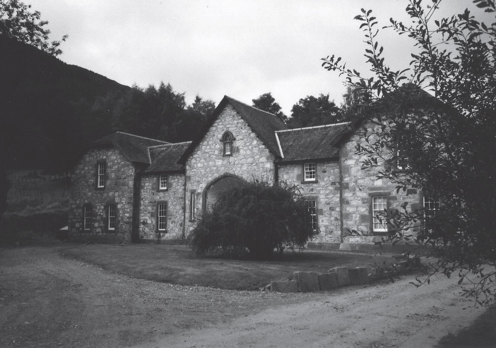 Stronvar House Farm