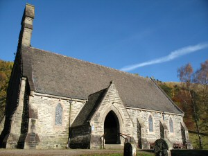 Balquhidder Church
