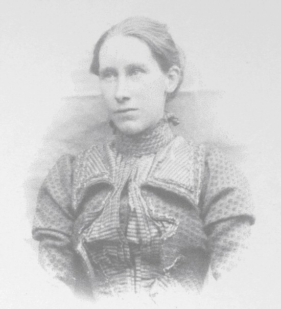 Catriona's Grandmother Catherine (MacIntyre)