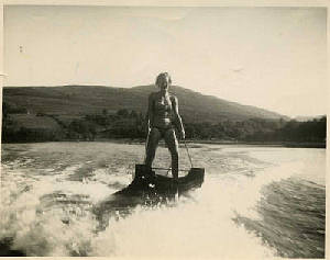 History of Water Skiing on LHistory of Water Skiing on Loch Earn from 1955och Earn from 1955
